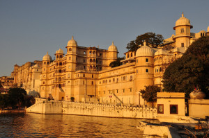 Udaipur-City-Palace-Sunset