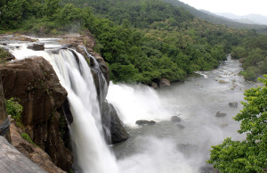 Athirapally Waterfall, Kerala